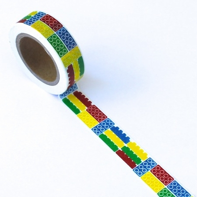 Building Block Washi Tape