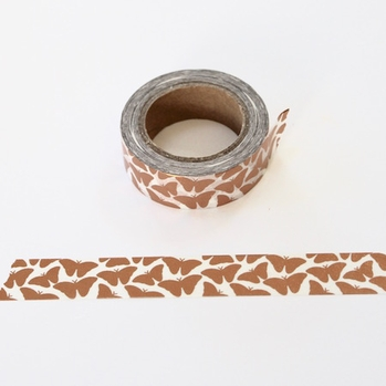 Butterfly Foil Washi Tape