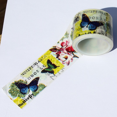 Butterfly Washi Tape - Out Of Stock