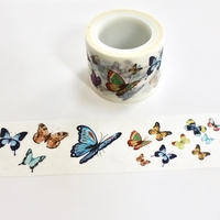 Butterfly Washi Tape - Wide