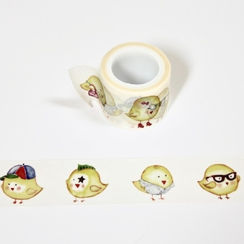 * Chick Washi Tape