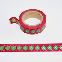 Christmas Pattern Washi Tape