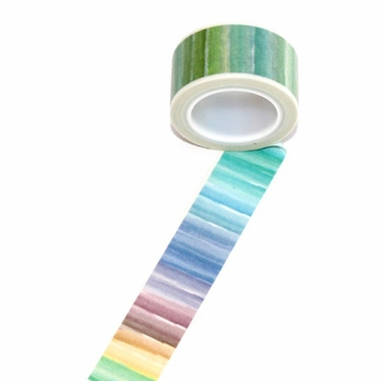 Color Wheel Washi Tape - Out Of Stock
