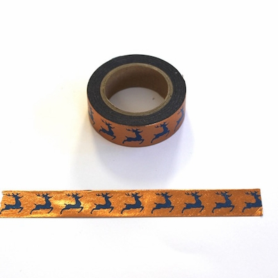 Deer Washi Tape - Foil