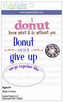 Donut Stamp Set