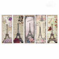 Eiffel Tower Washi Tape - Vertical