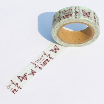 Enjoy Life Washi Tape
