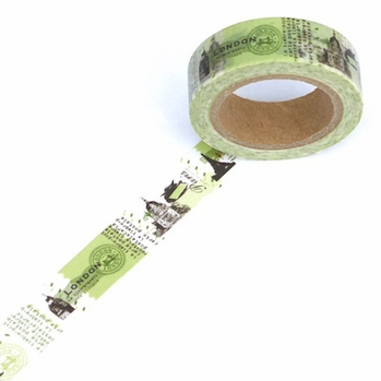 European Washi Tape
