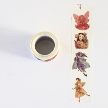 Fairy Washi Tape - Wide