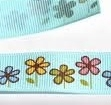 Fall Flower Ribbon