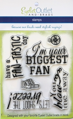 Fan Stamp Set