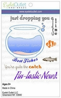 Fish Stamp Set