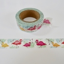* Flamingo Washi Tape