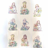 Flower Girl Washi Tape