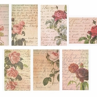 Flower Washi Tape - Roses