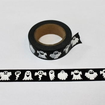 Ghost Washi Tape - Out Of Stock
