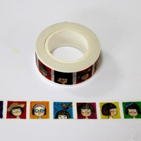 Girl Washi Tape