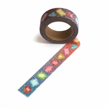 Glitter Diamond Washi Tape