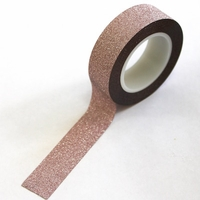 Glitter Light Pink Washi Tape