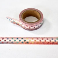 Glitter Star Washi Tape
