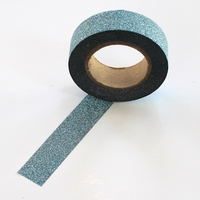 Glitter Washi Tape - Blue