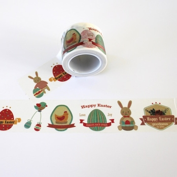 Happy Easter Washi Tape - Wide