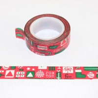 Holiday Washi  Tape