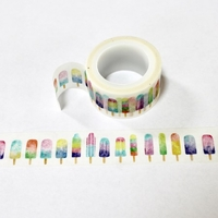Ice Pop Washi Tape