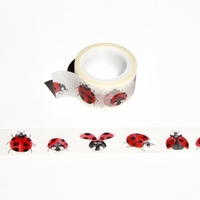Lady Bug Washi Tape