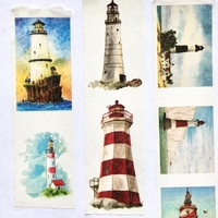 Lighthouse Washi Tape