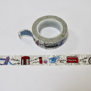 *London Washi Tape