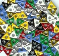 Mixed Triangle Eyelets