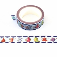 Monster Washi Tape - out of stock