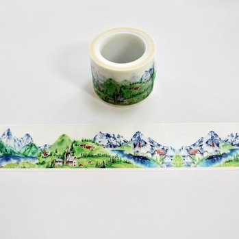 Mountain Washi Tape - Wide - out of stock