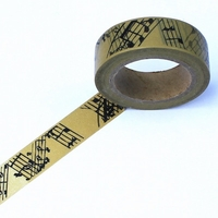 Music Washi Tape