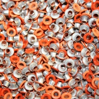 Orange Eyelet mix - out of stock