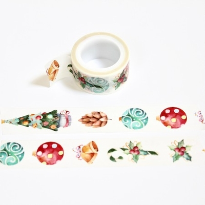 Ornament Washi Tape