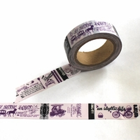 Pace Of Living Washi Tape