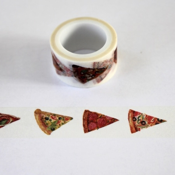 Pizza Washi Tape