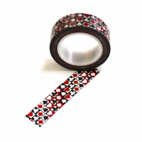 Playing Card Washi Tape