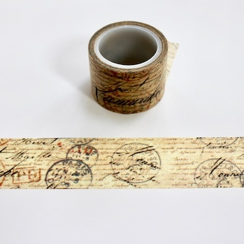 * Postage Washi Tape - Wide