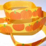 *Pumpkin Ribbon