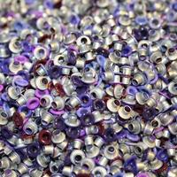 Purple Eyelet Mix