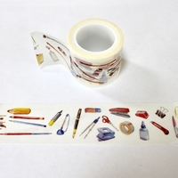 School -Art Suppies Washi Tape