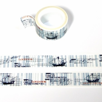 * Ship Washi Tape