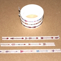 Skinny Washi Tape - Arrows