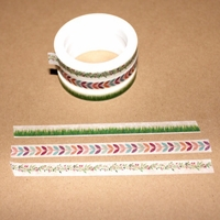 Skinny Washi Tape - Grass - out of stock