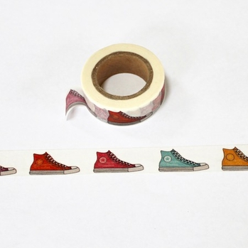 * Sneaker Washi Tape - out of stock