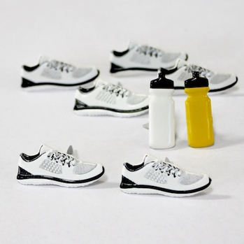 Sneaker & Water Bottle Brads