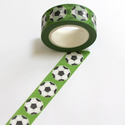 Soccer Ball Washi Tape
